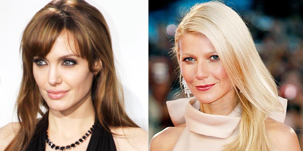 Angelina Jolie y Gwyneth Paltrow se suman a lista de Weinstein