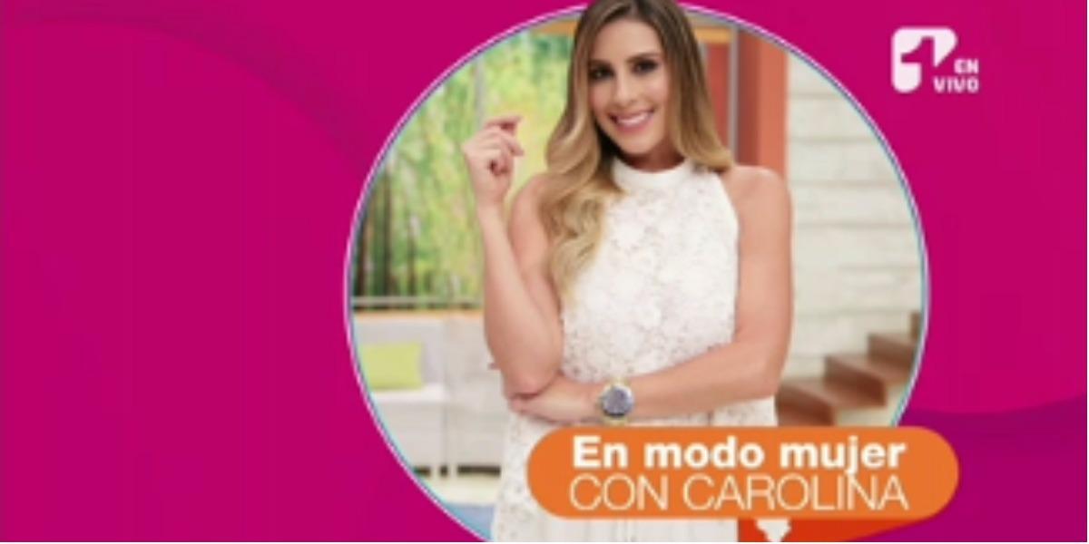 Los consejos de Carolina Soto en Acá Entre Nos - Foto: captura de pantalla.