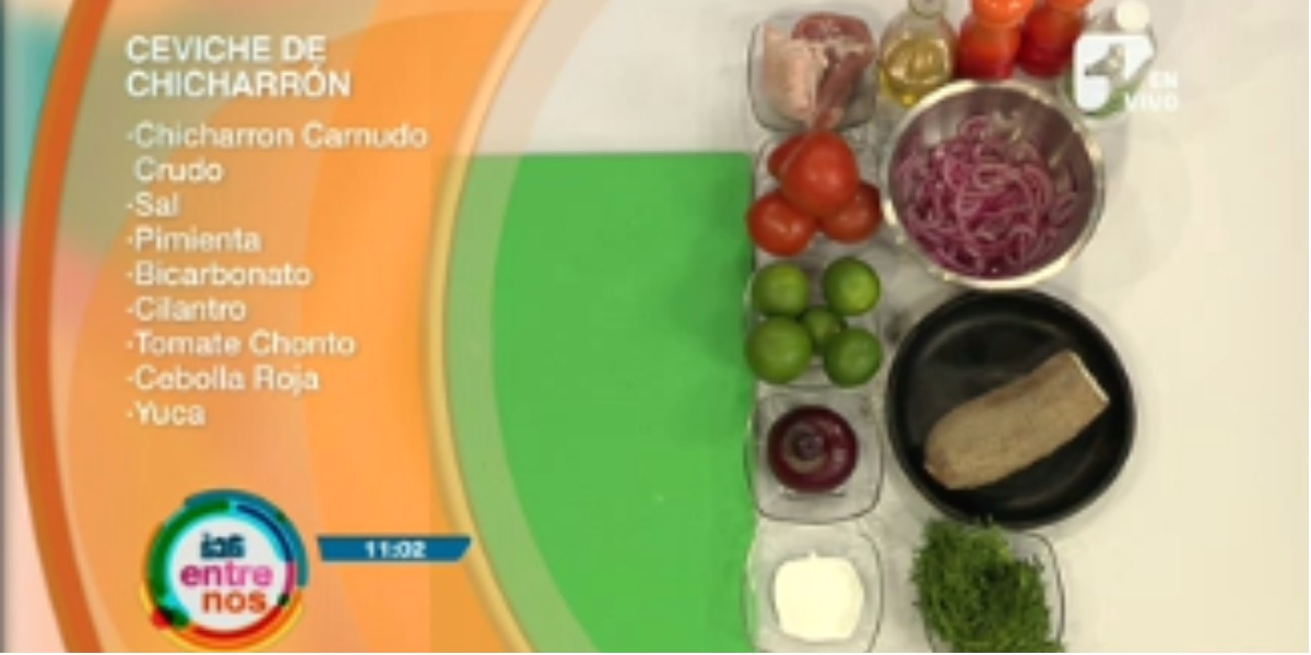 Una receta ideal para compartir con la familia - Foto: captura de pantalla.