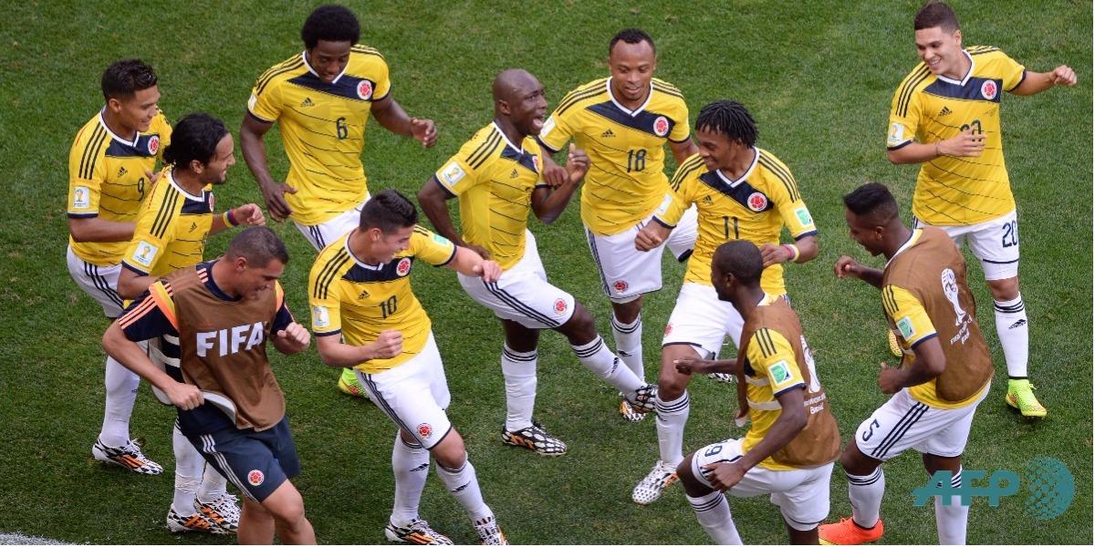 Las curiosas celebraciones del fútbol - Foto: EVARISTO SA / AFP