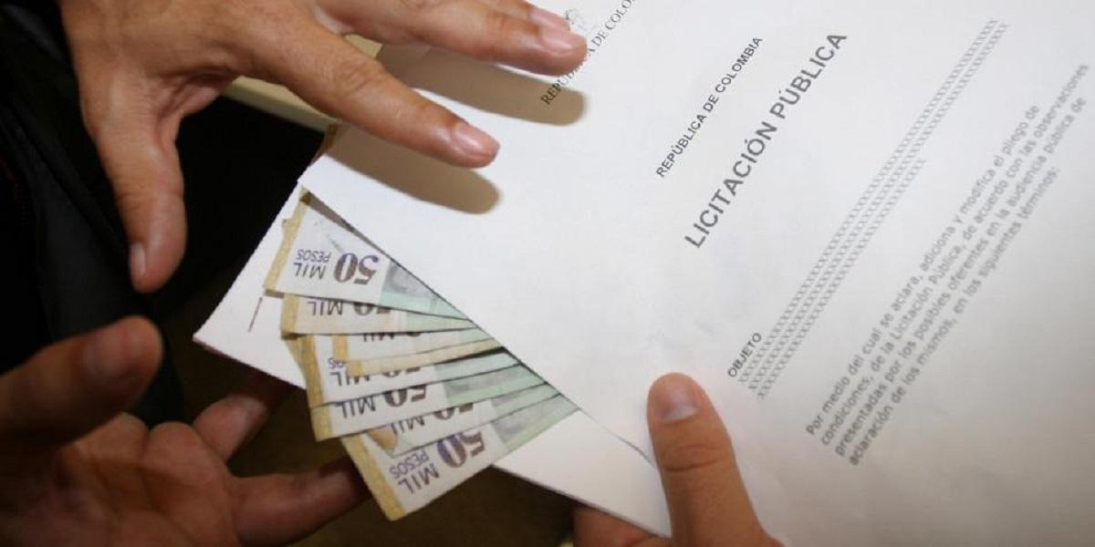 La corrupción, un mal que afecta a toda Colombia
