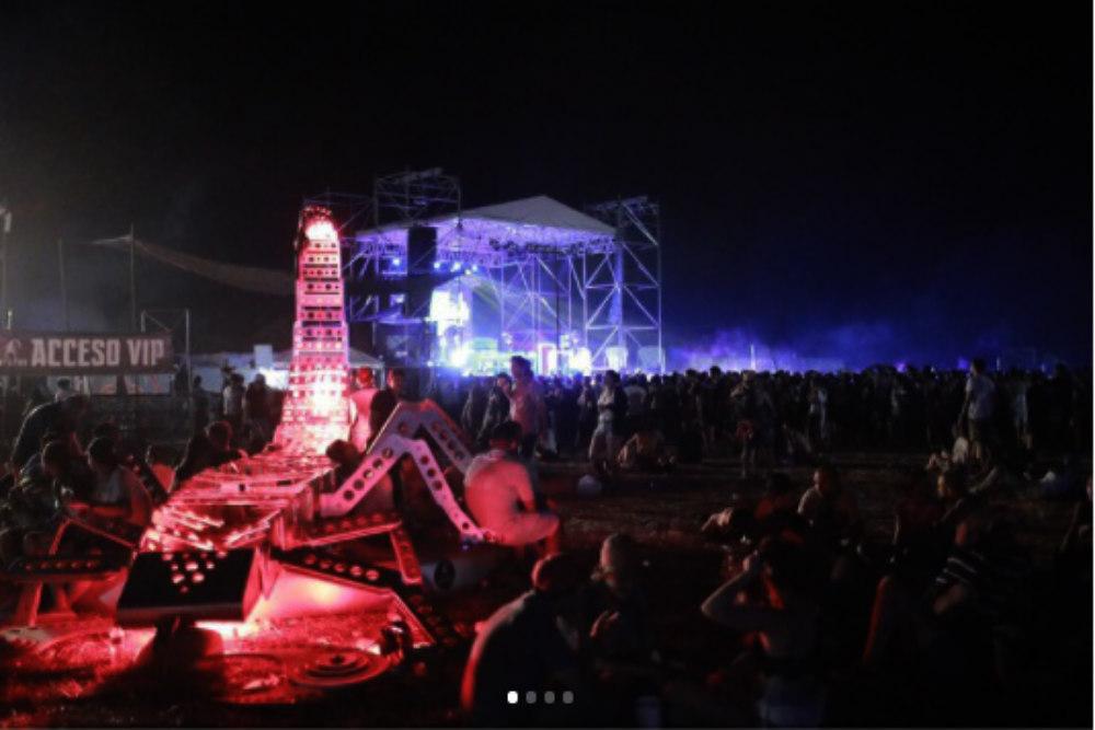 Denuncian daños ambientales tras concierto en el Desierto de La Tatacoa