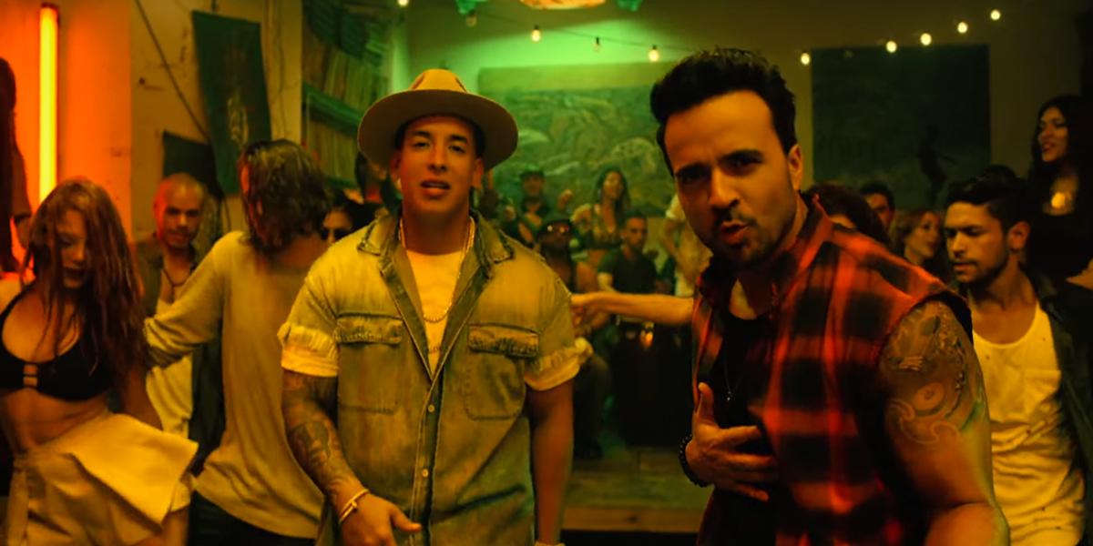 Daddy Yankee y Fonsi nominados a cuatro premios en los American Music Awards