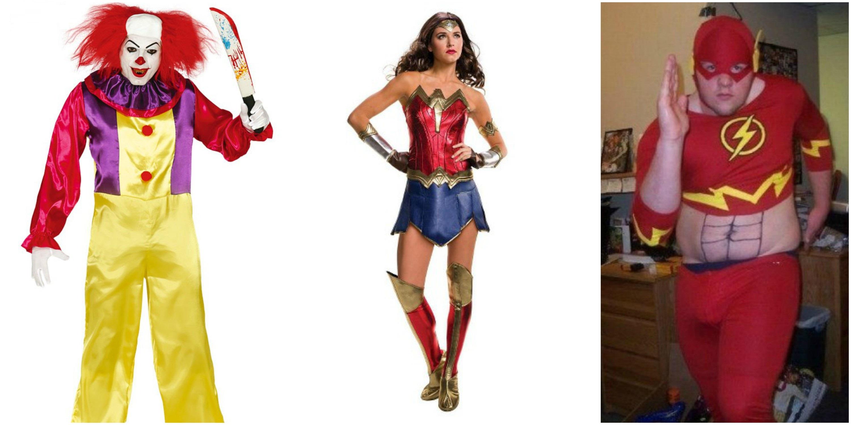 Disfraces que todo el mundo usará en este Halloween