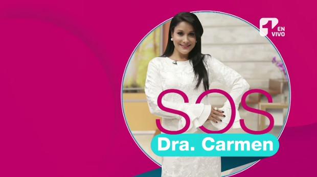 Los consejos de la Dra. Carmen - Foto: captura de pantalla.