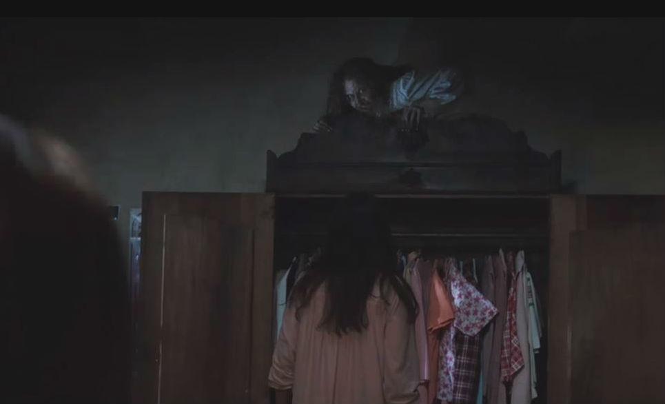 Diez escenas de películas de terror que nunca olvidarás - Foto: Collage, Digital Canal 1.