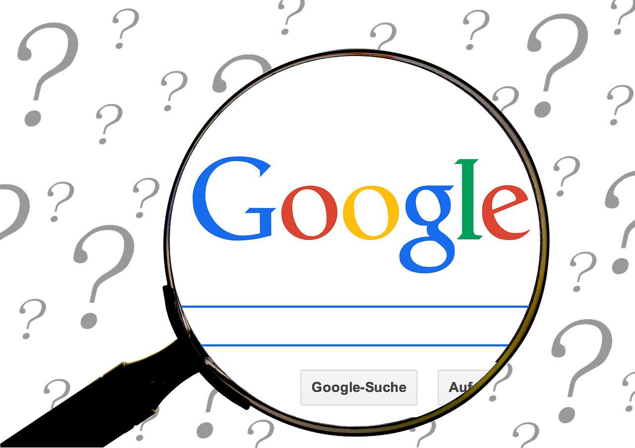 La palabra «Google»: un origen curioso y un error de ortografía