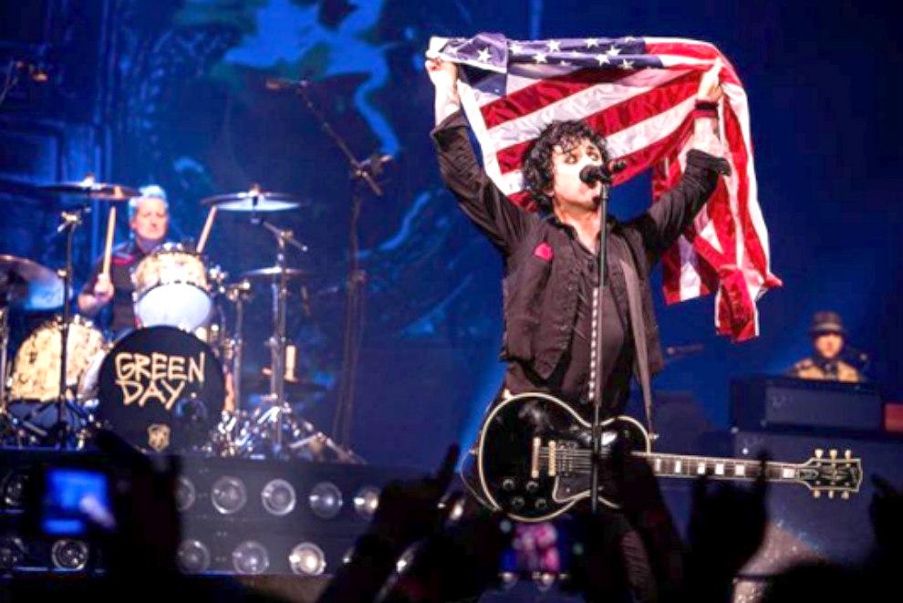 Green Day ya está listo para iniciar su gira por Latinoamérica