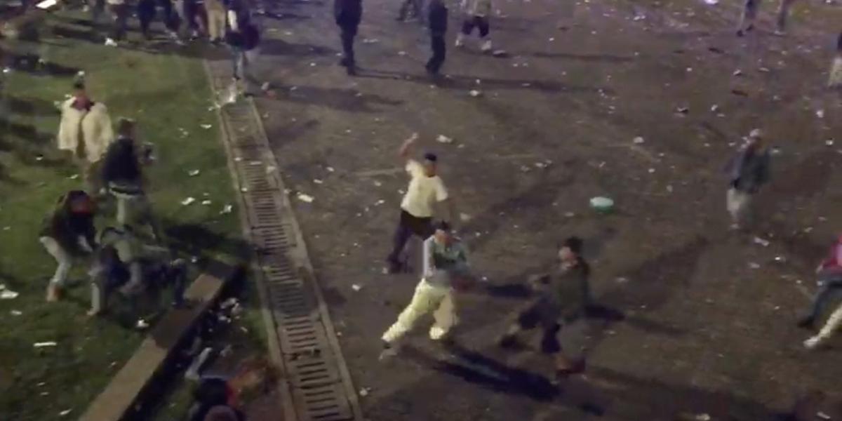 Festival 'Hip Hop al Parque' termina en grave pelea a cuchillo