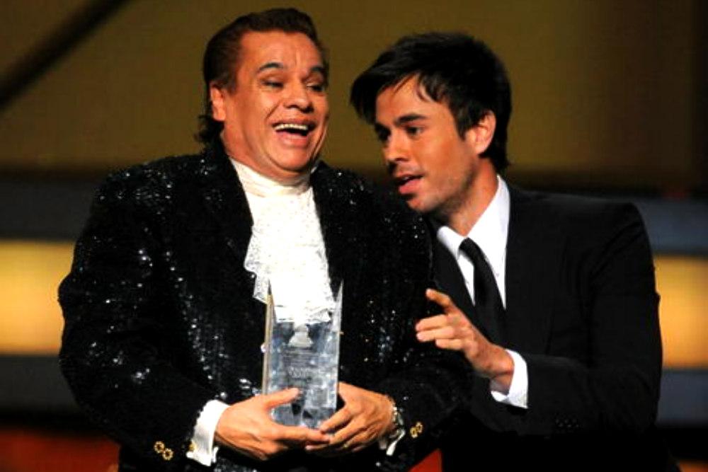 #TBT Latin Grammy 2009: el día en el que Juan Gabriel brilló con luz propia