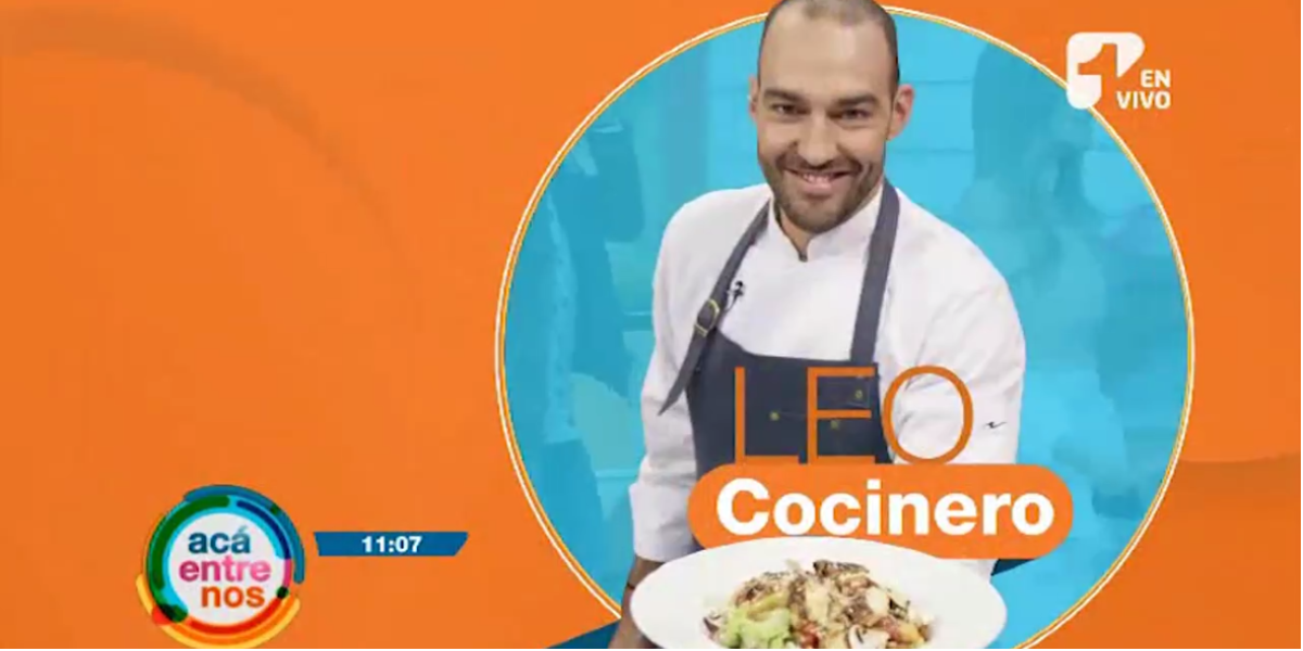 Aprende a preparar un delicioso ceviche - Foto: captura de pantalla.