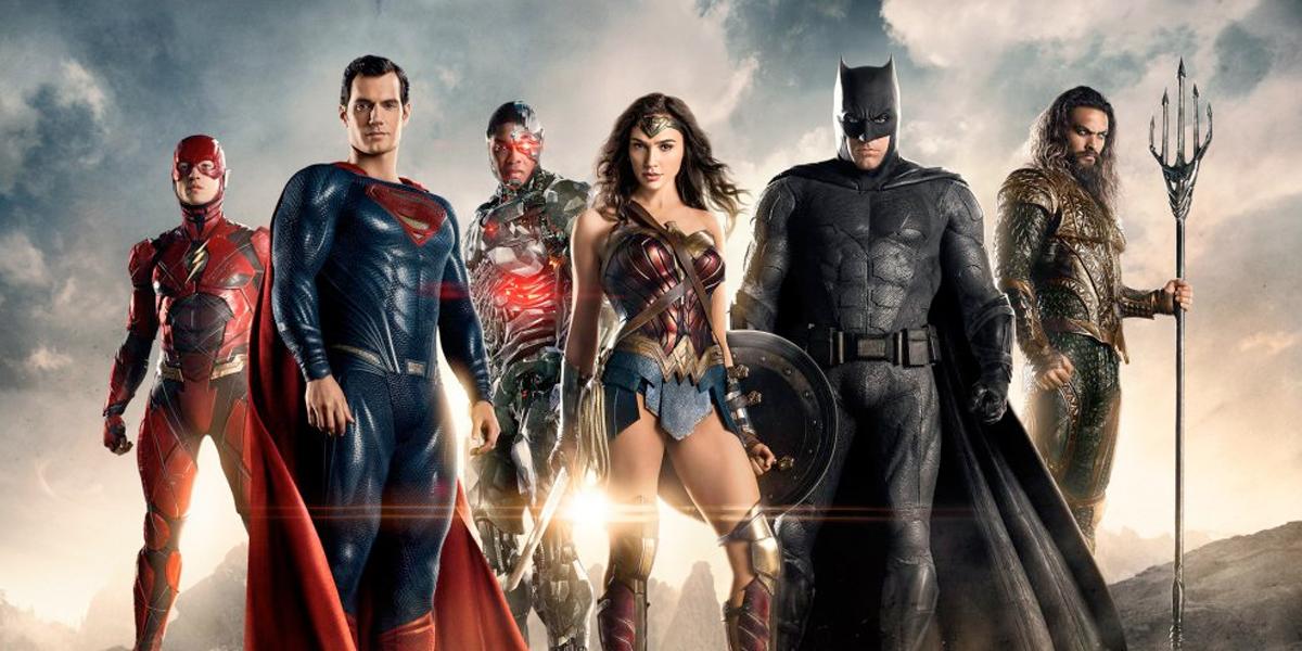 Nuevo avance de la película 'La Liga de la Justicia'