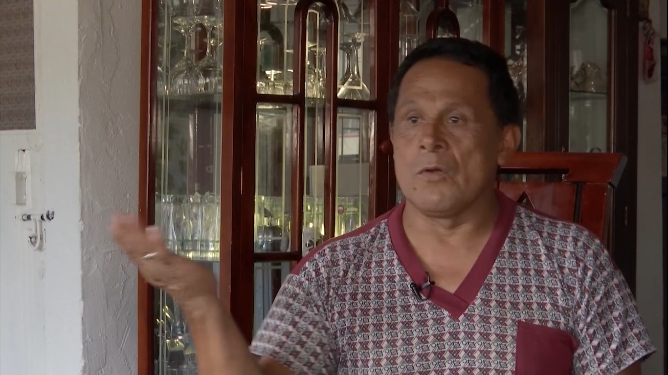 La conmovedora historia de la muerte del sobrino del ex concejal Lucho Díaz