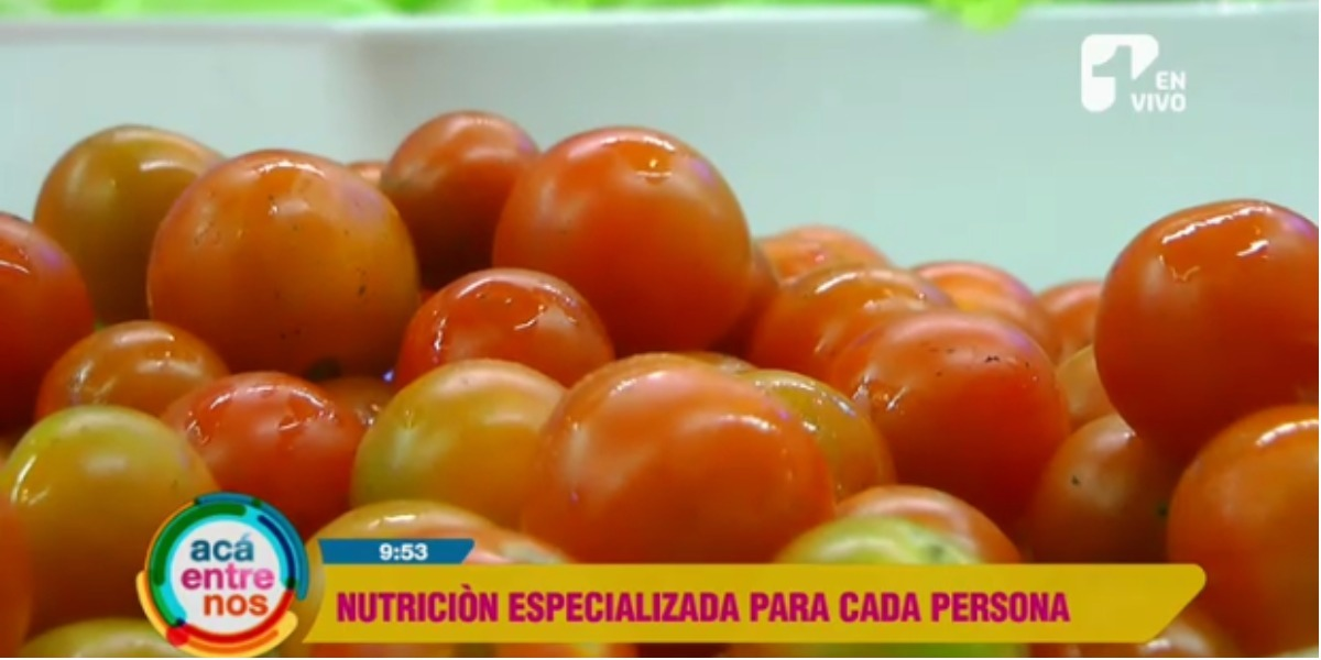 Existen varios tipos de nutrición - Foto: captura de pantalla.