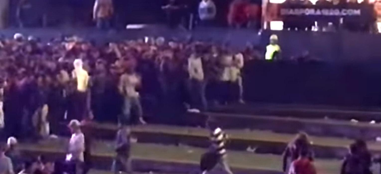 Se conocen nuevos videos de la batalla campal que se vivió en Hip Hop al Parque