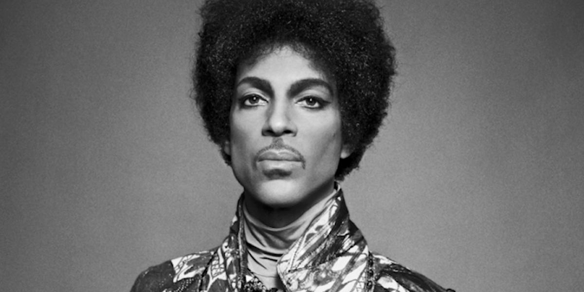 'My Name is Prince', la muestra que recuerda a Prince a un año de su muerte