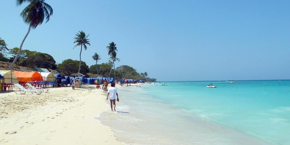 Aumentará el cobro para ingresar a Playa Blanca en Cartagena