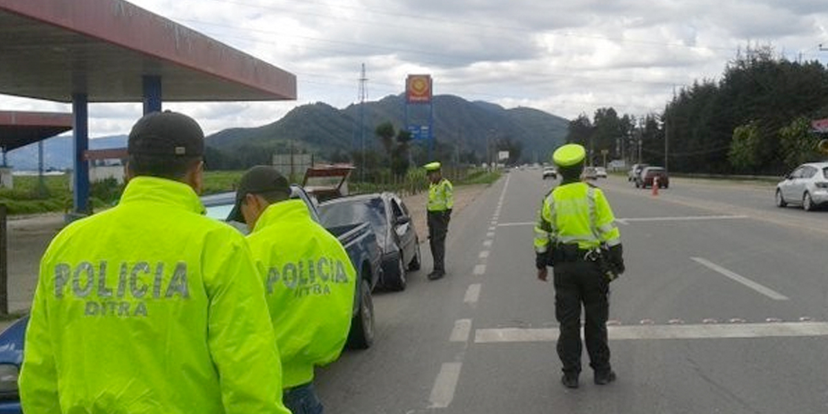 Semana Santa: van 5355 conductores sancionados en carretera