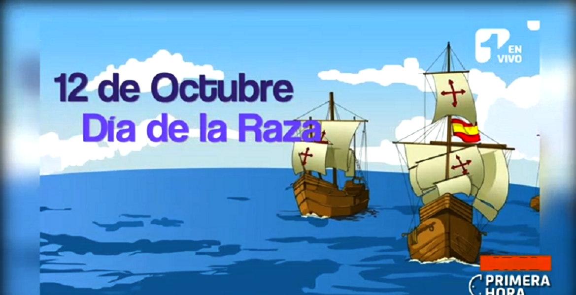 Día de la Raza, la fecha que conmemora el encuentro entre dos mundos