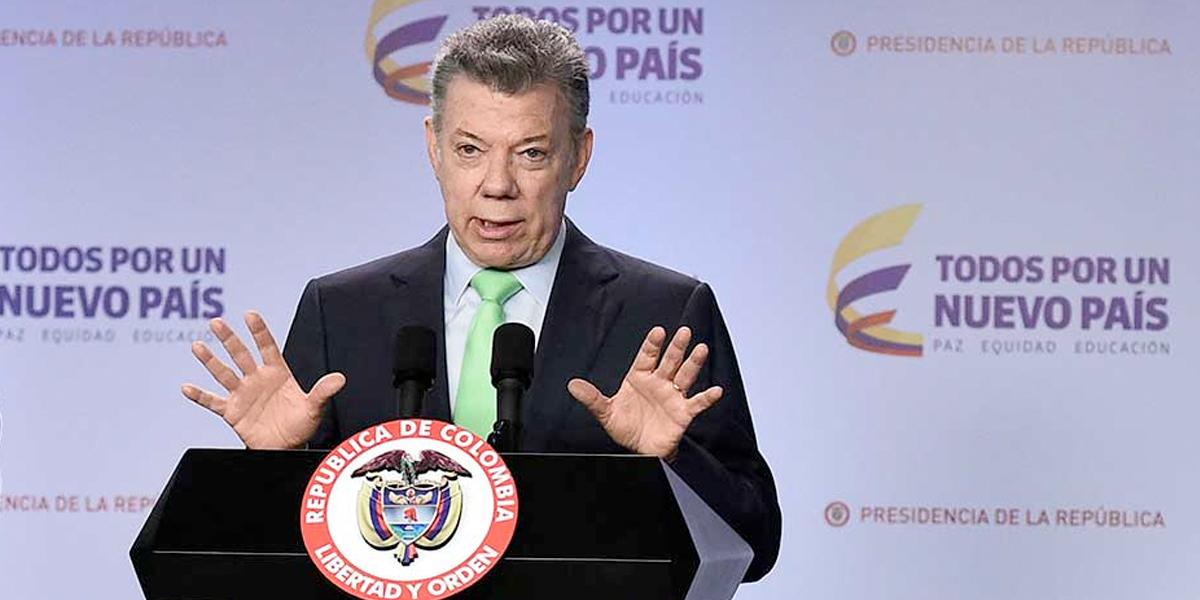 Santos invita al pueblo venezolano a votar y señala que Nicolás Maduro 'no juega limpio'