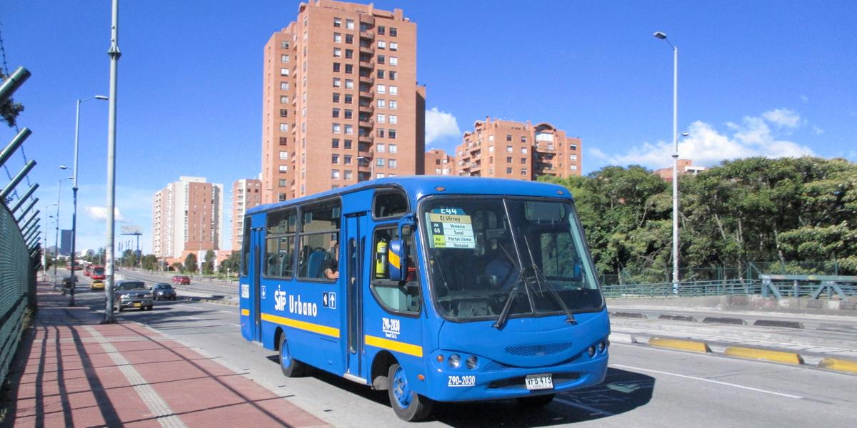 Accidentes del SITP por falta de mantenimiento en los buses