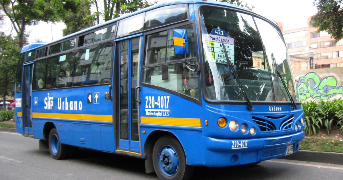 Crisis que vive el SITP afecta la movilidad en Bogotá