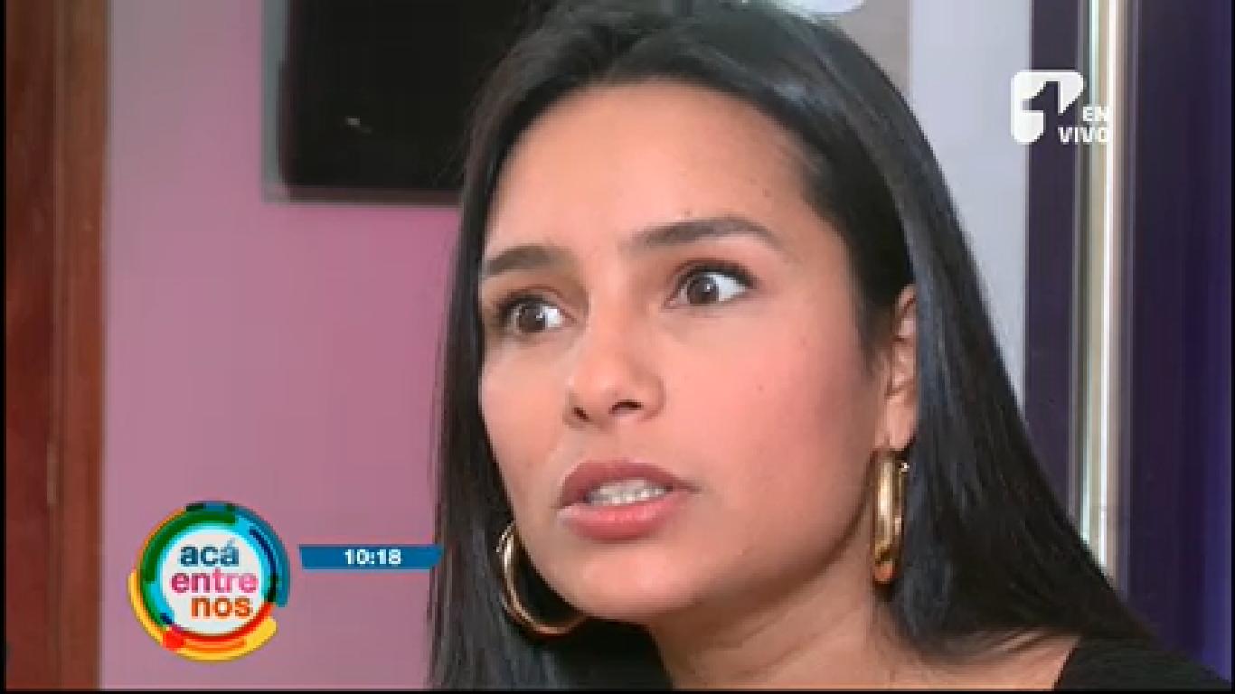 La actriz Susana Rojas y su historia paranormal en Armero