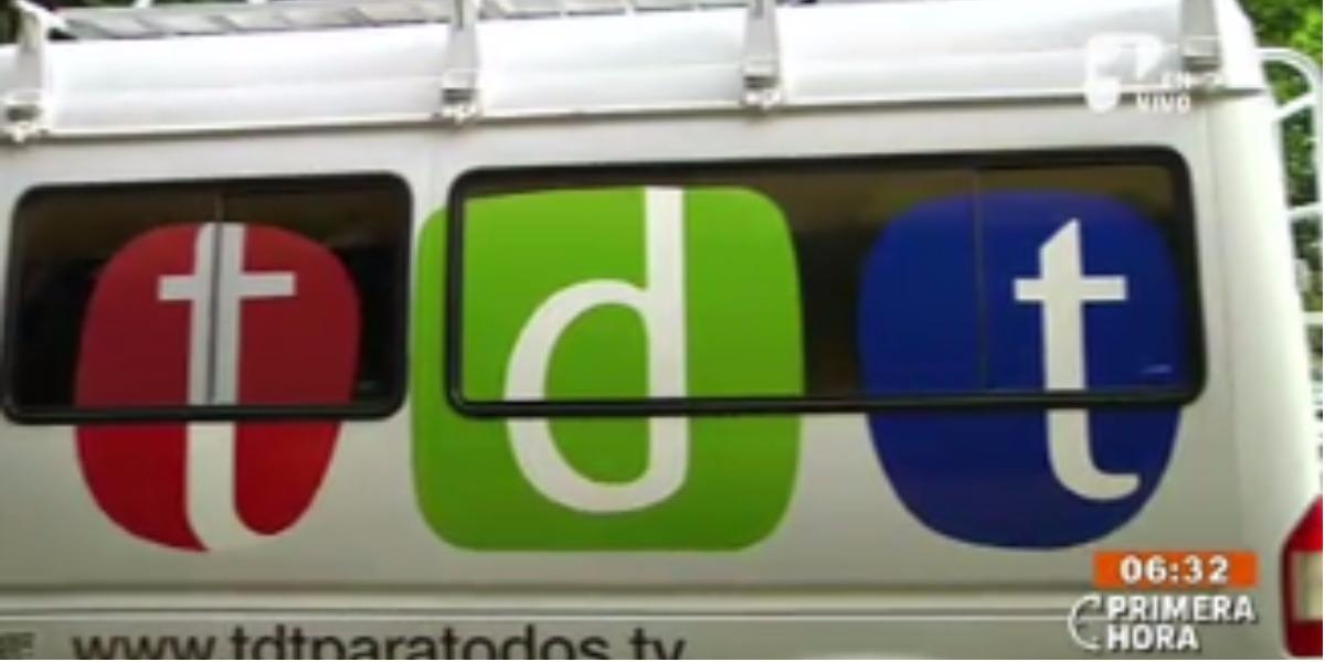 La TDT sigue llegando a más ciudades y municipios de Colombia - Foto: Captura de pantalla.