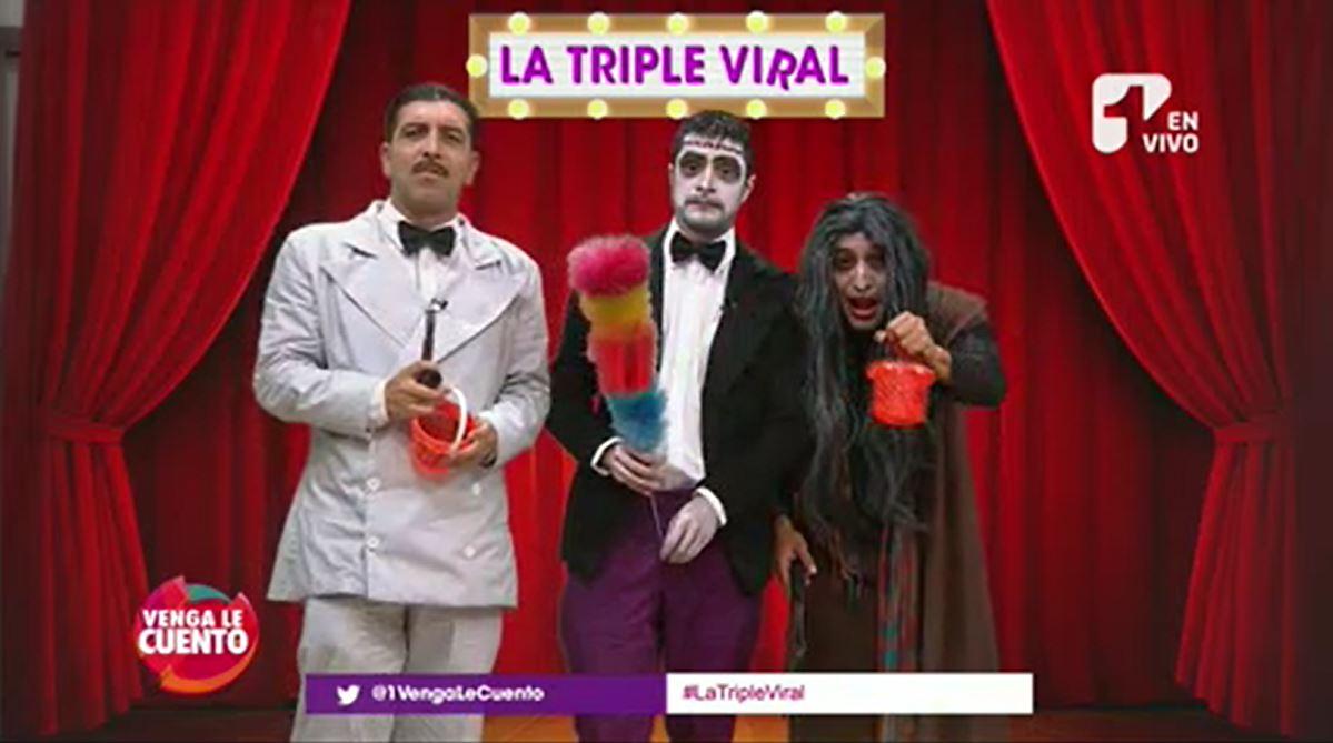 triqui triqui triple viral