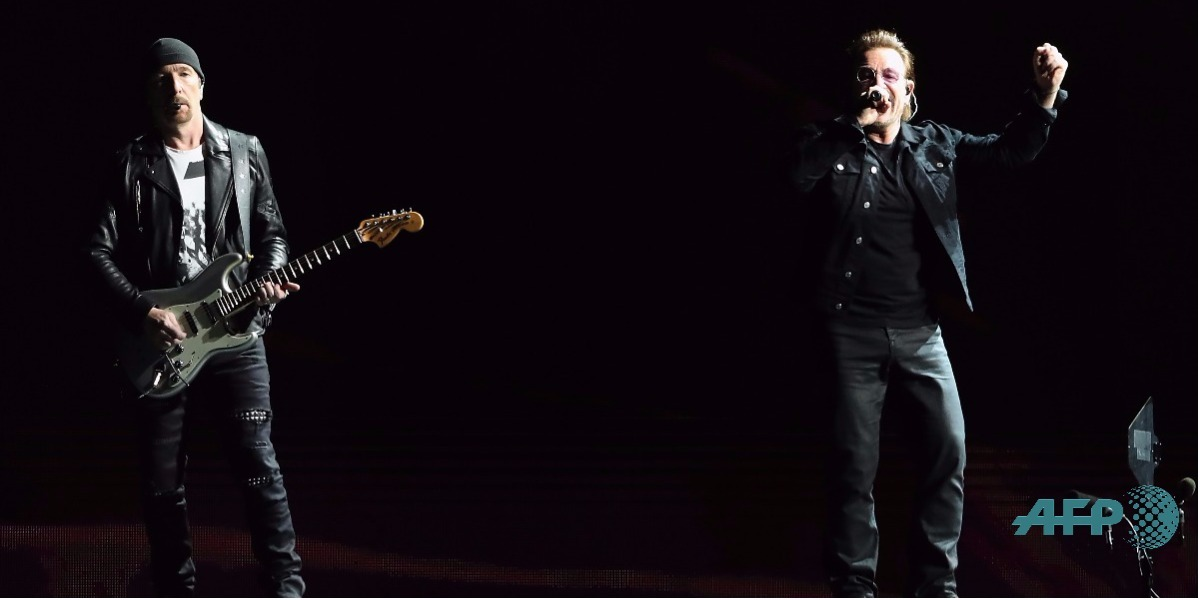 Todo lo que debe saber para llegar al concierto de U2 - Foto: Christian Petersen / GETTY IMAGES NORTH AMERICA / AFP