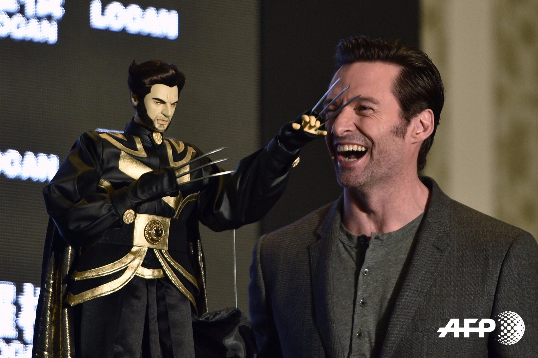 Hugh Jackman interpretó a 'Wolverine' en la saga 'X-men'