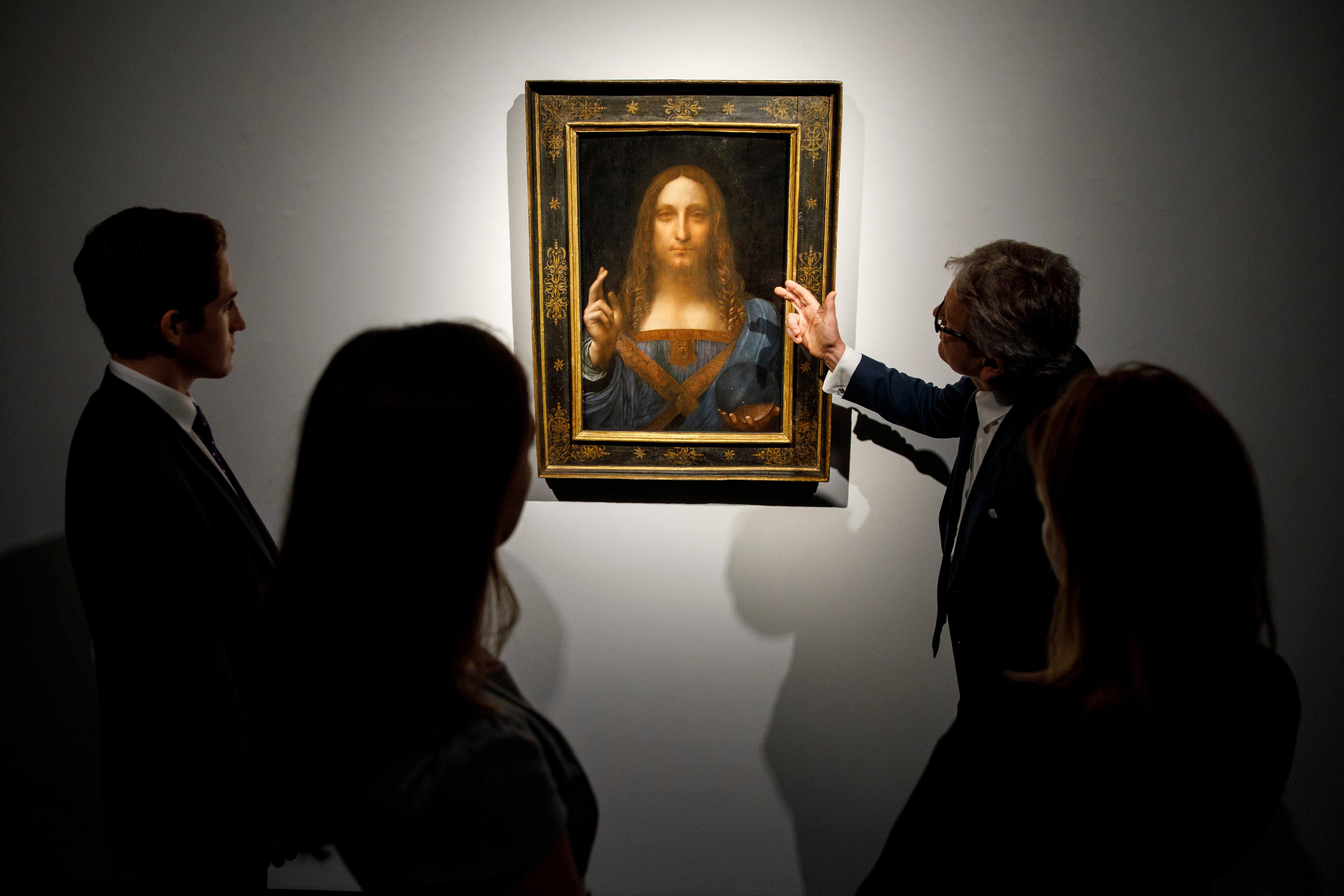 Las 10 obras de arte más caras de la historia vendidas