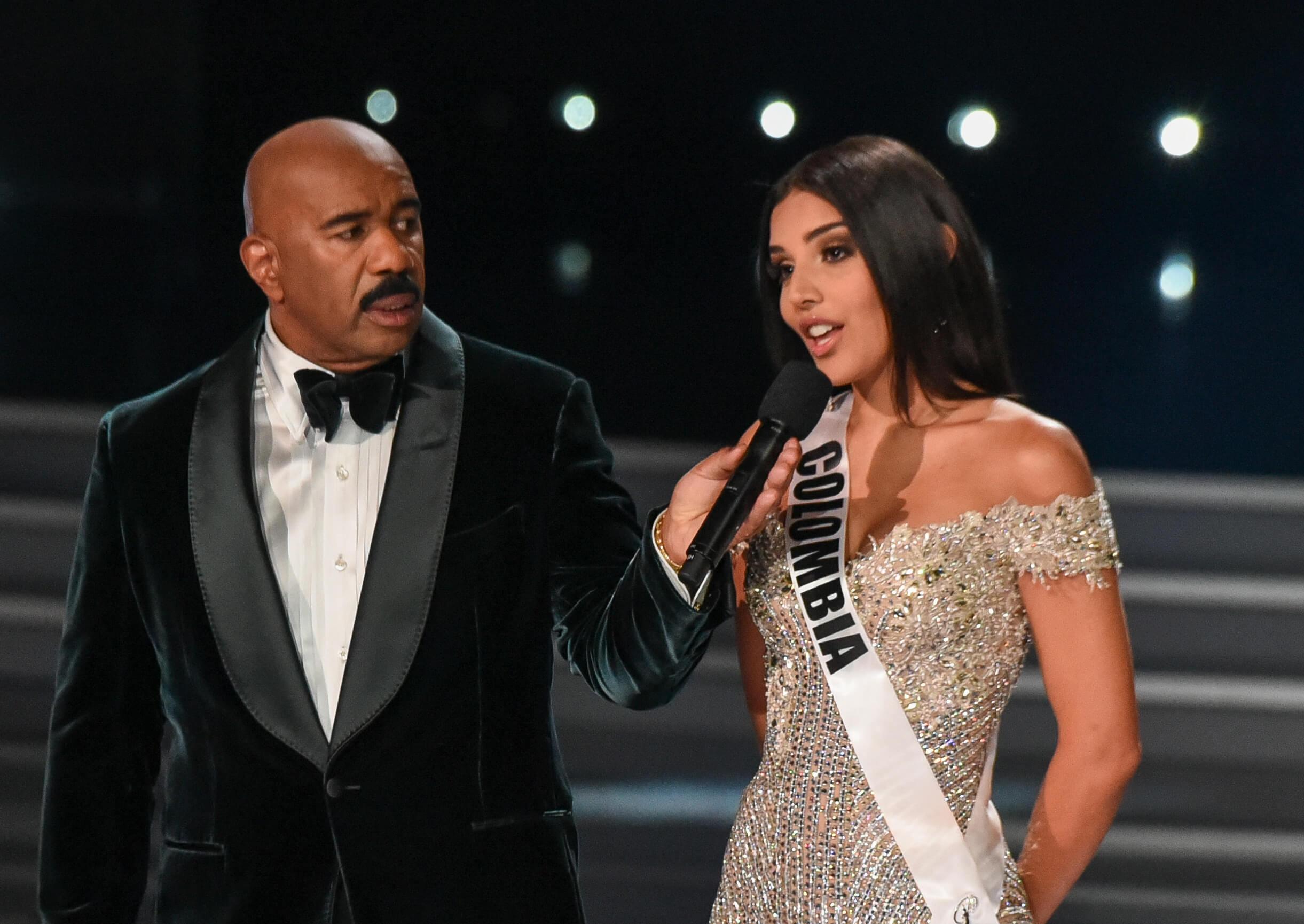 Los mejores momentos de la Señorita Colombia en Miss Universo