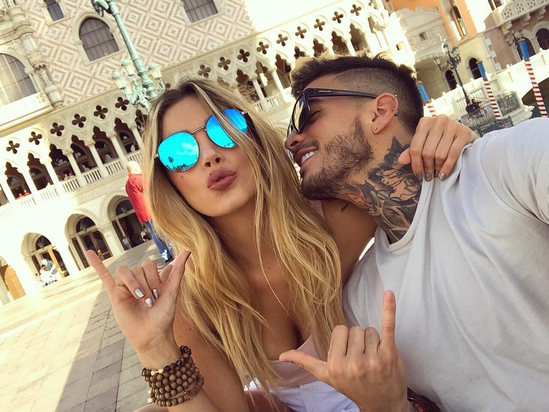 ¿Por qué Melina Ramírez y Mateo Carvajal son la pareja de moda?