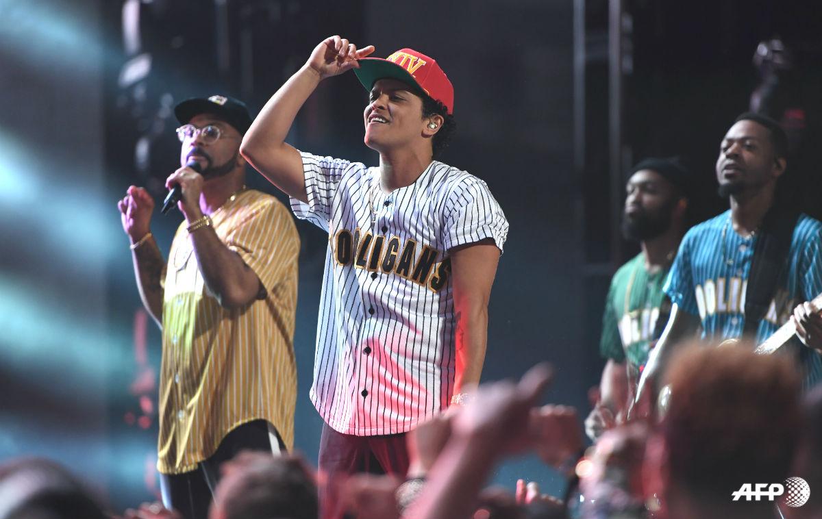 La verdadera historia del nombre de Bruno Mars