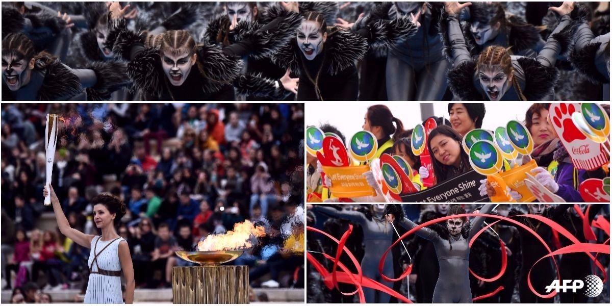Juegos Olímpicos de Pyeongchang 2018 / Ph: AFP.