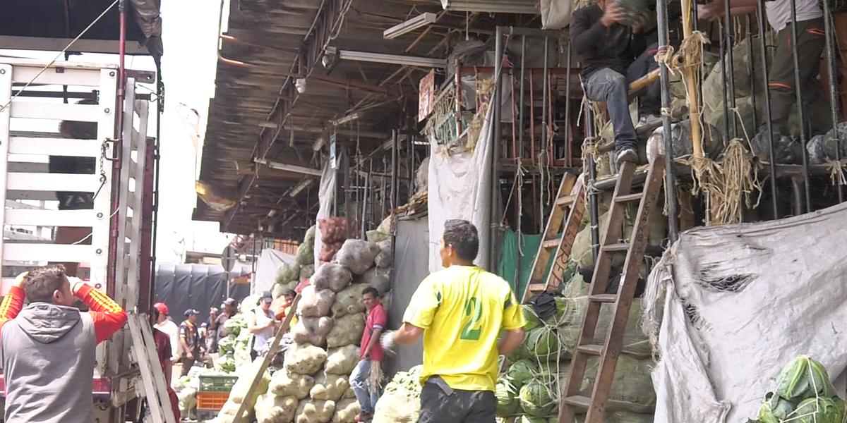 """Se estaría creando un relleno """"Doña Juana"""" en la plaza de Corabastos"""