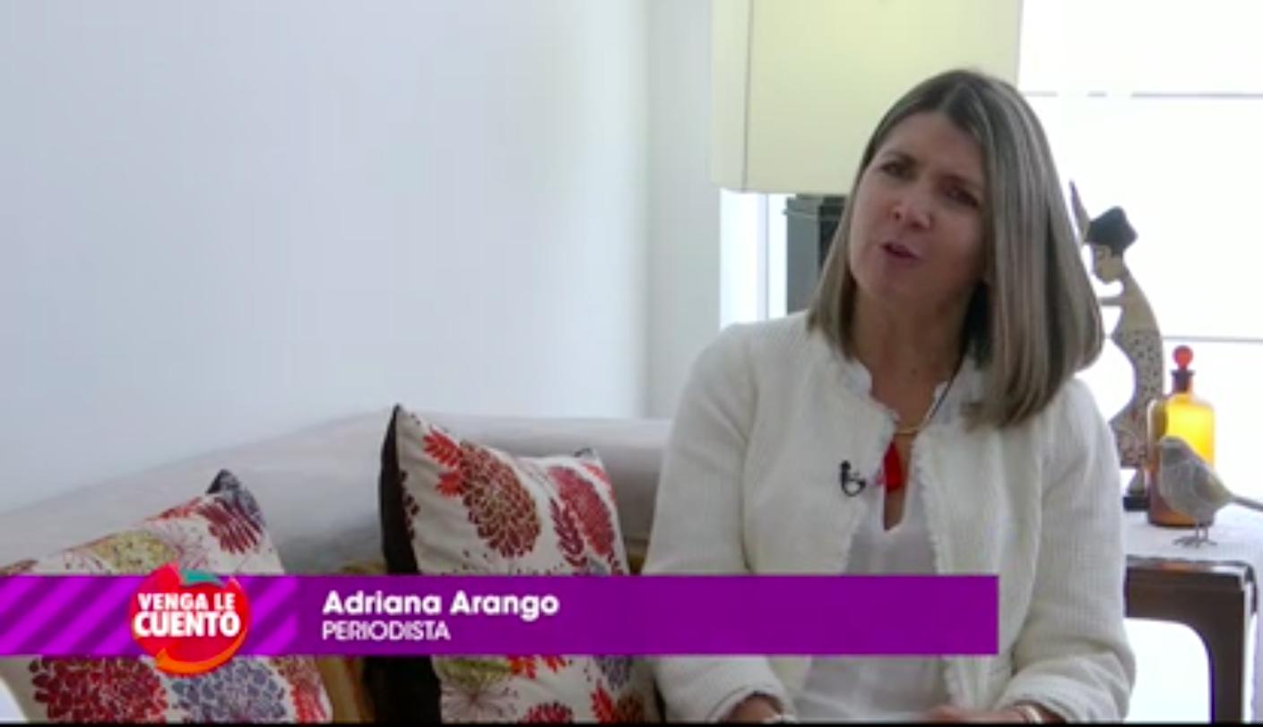 El calvario que vivió la periodista Adriana Arango en la cárcel
