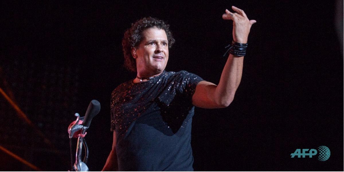 Carlos Vives estrena disco - Foto: Erika SANTELICES / afp