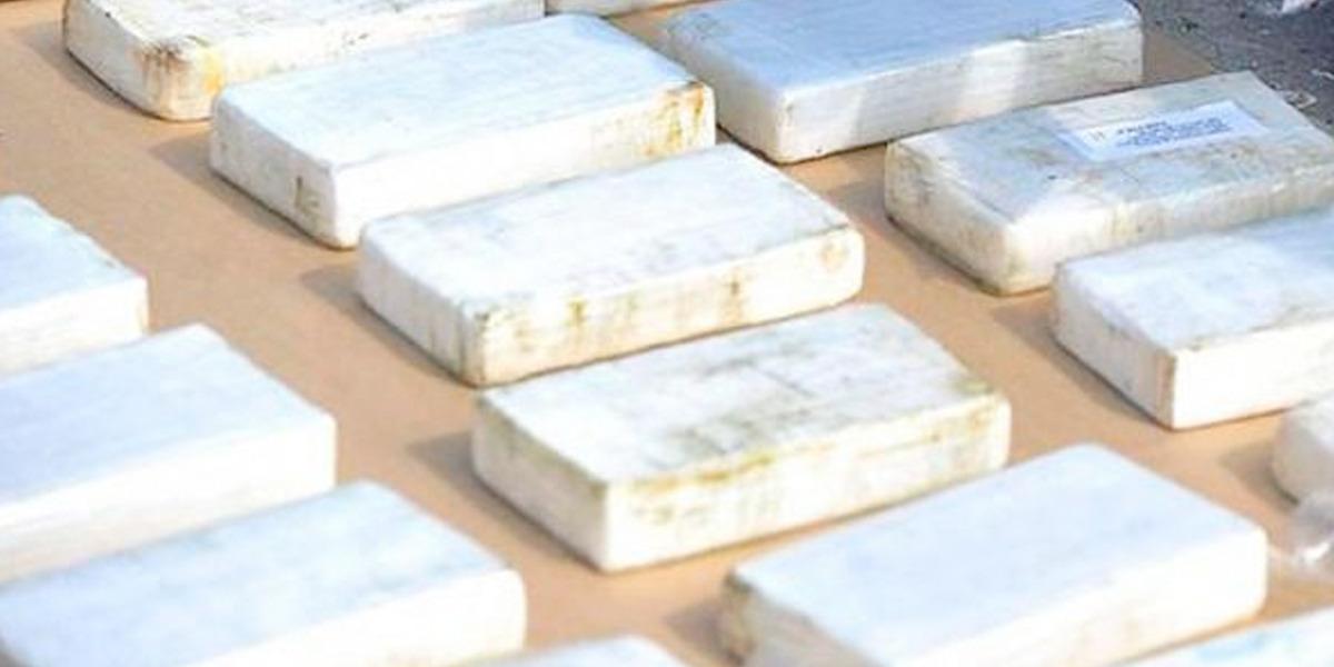 En ofensiva contra el narcotráfico la Policía incautó cerca de 4 toneladas de cocaína