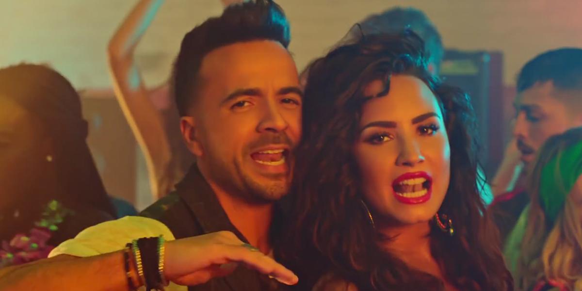 Después de 'Despacito', Luis Fonsi regresa con 'Échame la culpa' junto a Demi Lovato