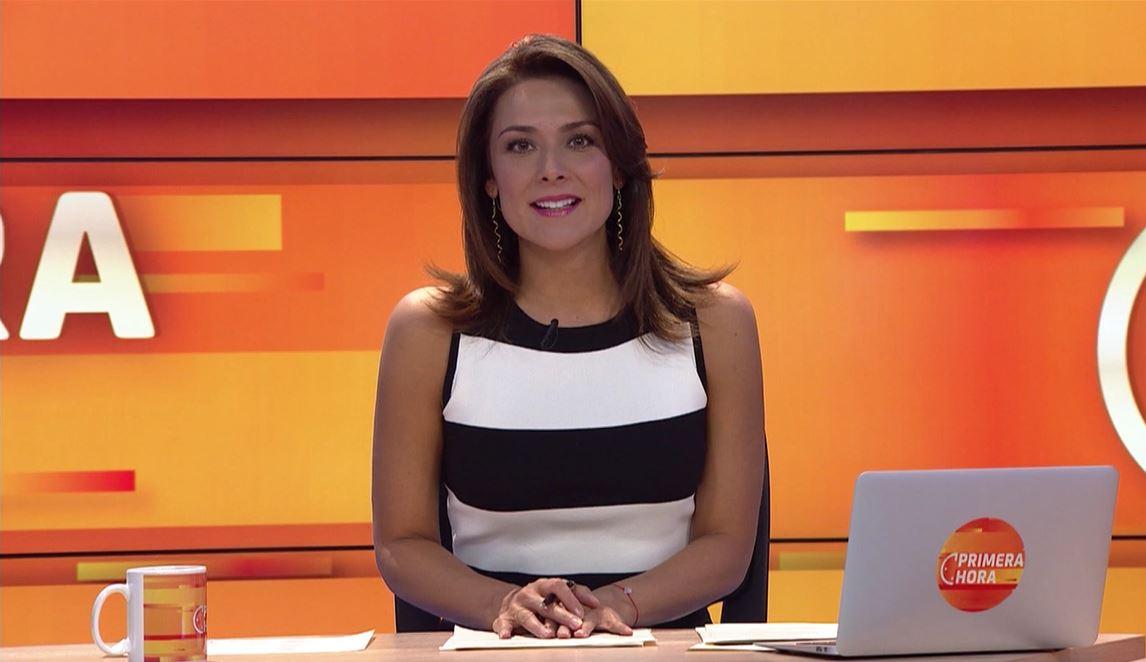 Silvia Corzo primera hora