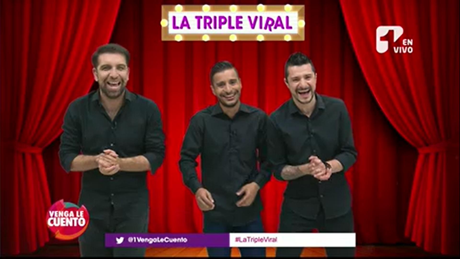 «La triple viral»: Sabes que viene diciembre cuando…