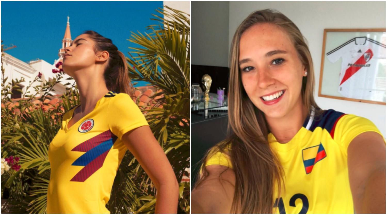 Jugadoras de Colombia siguen reclamando que Paulina Vega sea la imagen de la camiseta