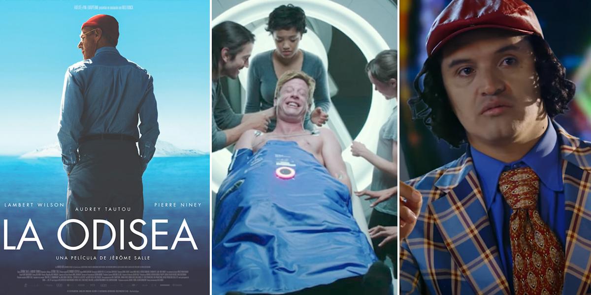 Recomendados cinematográficos para el fin de semana