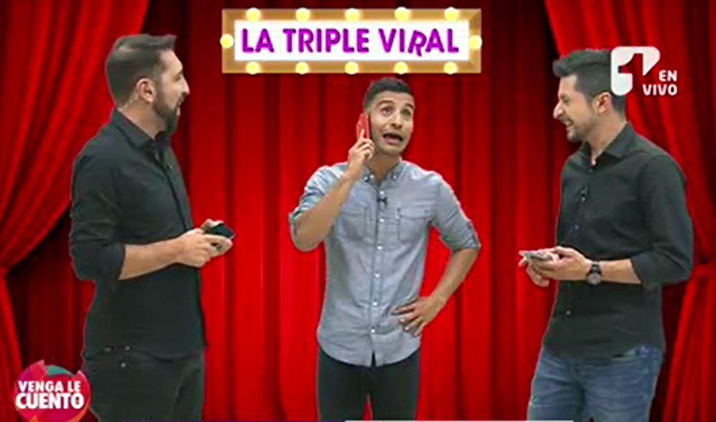 celular ideal imagen triple viral