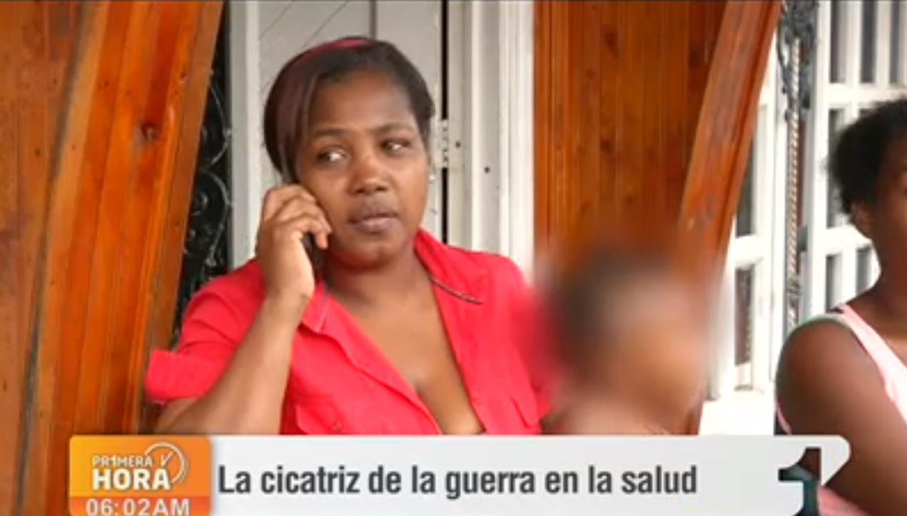 Radiografía de la guerra en la salud de los colombianos