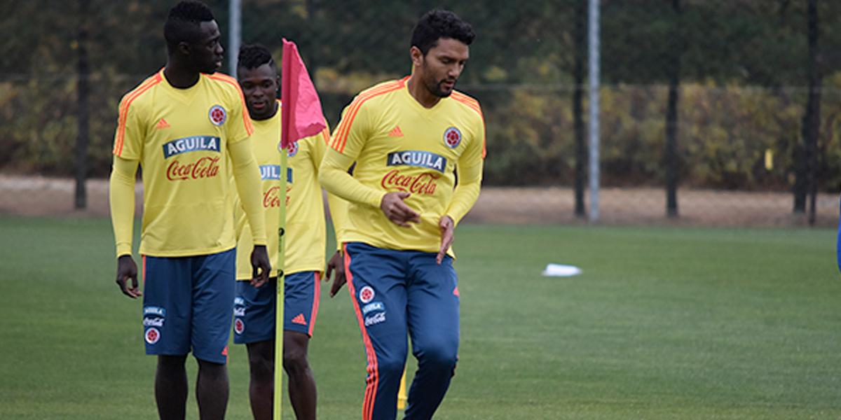 Selección Colombia completa grupo y alista su partido ante Corea