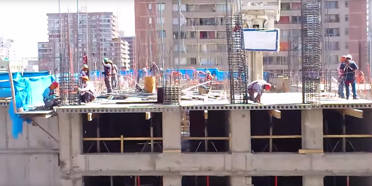 Sector de la construcción crecerá 4.6 % en el 2018