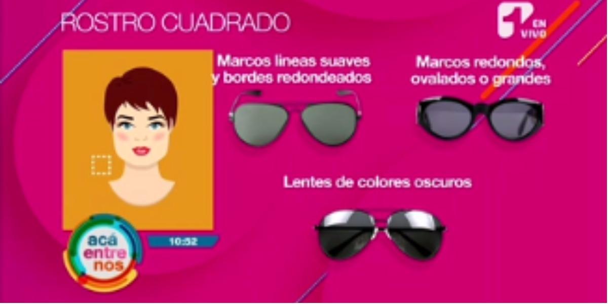 Consejos para usar gafas - Foto: captura de pantalla.